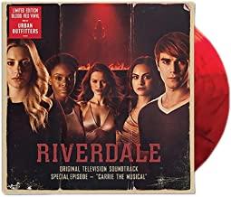 Riverdale: Carrie The Musical Original Television Soundtrack Red Vinyl