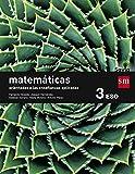Matemáticas orientadas a las ciencias aplicadas. 3 ESO. Savia - 9788467576214