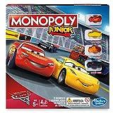 Hasbro Monopoly Junior Cars