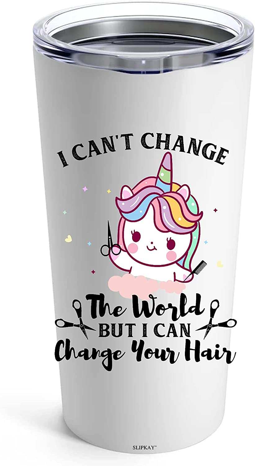 A1MJG5 Hairstylist Unicorn I Cant Change The Complete Free Shipping Can But World Sacramento Mall Cha