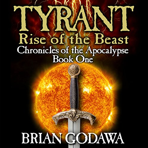 Tyrant: Rise of the Beast audiobook cover art