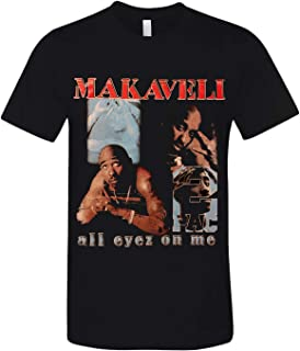 2pac makaveli shirts