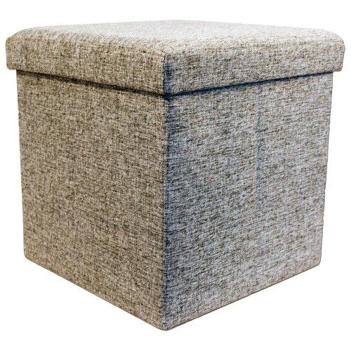 ECHTWERK Sitzwürfel, Grau