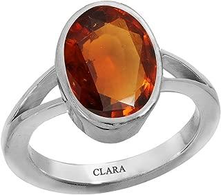 clara silver rings