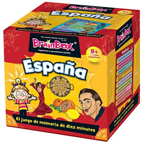 BrainBox España - Juego de Mesa en Español
