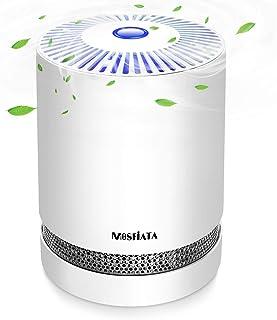 Luftreiniger mit UV-Sterilisation und Anion frisch,Autoluftreiniger mit 2 Stromversorgungsmodi Kimfly mini Air Purifier mit HEPA-Kombifilter /& Aktivkohlefilter