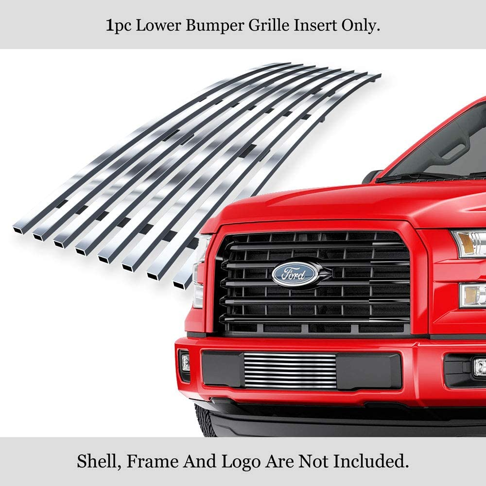 Sale Special Price Compatible with 2015-2017 Ford F-150 All Bumper Bill Lower online shop Model