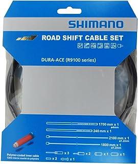 シマノ(SHIMANO) R9100 シフトケーブルセット ブラック Y0BM98010
