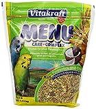 Vitakraft Menu Vitamin Fortified Parakeet Food, 2.5-Pound