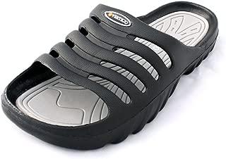 Vertico Shower and Poolside Sport Sandal - Slide On, Protective Footwear for Men and Women
