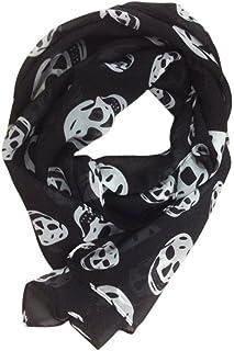 code promo vente de sortie nouvelle arrivee Amazon.fr : foulard tete de mort - 1 étoile & plus