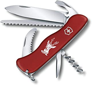Victorinox OD Large Pocket Knife with 12 Functions - Red