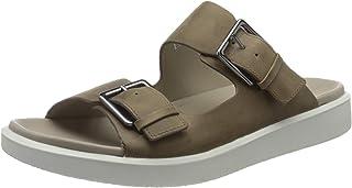 ECCO Men's Flowt Luxe Buckle Slide Sandal