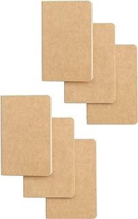 Softcover Pocket Notebook Set - 3.5