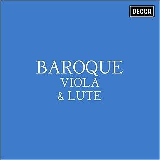 """Gaultier: La rhétorique des dieux / Suite No.10 en la mineur - 8. Courante et double """"La Champré"""""""