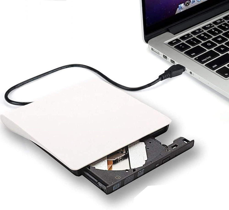 External DVD Drive USB latest 3.0 Tucson Mall Portable CD Slim High-Speed Optical