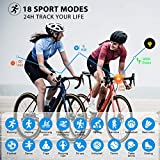 Zoom IMG-2 lifebee smartwatch orologio bluetooth fitness