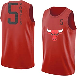 Outerstuff Bobby Portis Chicago Bulls #5 NBA Youth Performance Player Tank Top