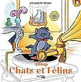 Les carrés d'Art Thérapie Disney Chats & Félins