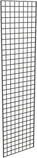Econoco Grid for Any Retail Display, 2' Width x 8' Height, 3 Grids Per Carton (Black)