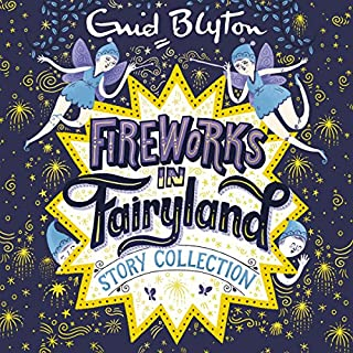 Fireworks in Fairyland Story Collection cover art