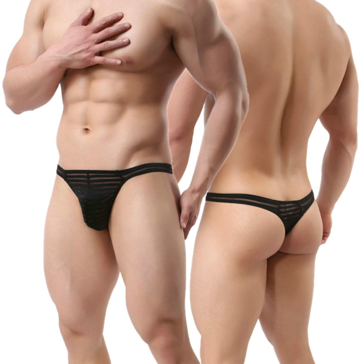MuscleMate UltraHot Through Underwear G String