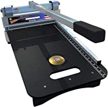 "Bullet Tools 13"" EZ Shear Marksman Laminate Flooring Cutter For Pergo, Wood & More"