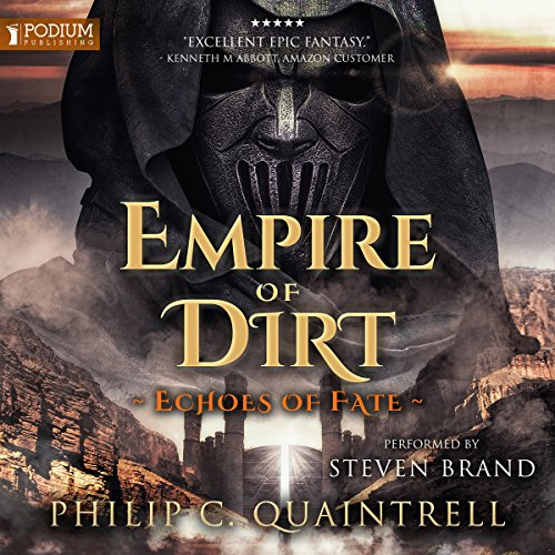 Empire of Dirt audiobook cover art