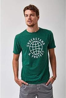 Camiseta Globo - Verde