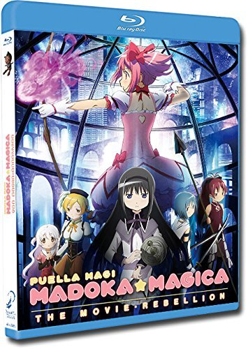 Puella Magi Madoka Magica The Movie Rebellion. Bluray [Blu-ray]
