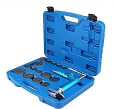 Caliper Piston Compressor Tool, 16 Pcs Universal Brake Caliper Tool Air Brake Tools Brake Caliper Compressor Tool