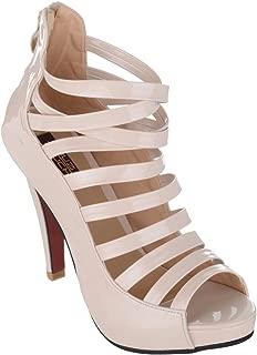 Shuz Touch Beige Sandal