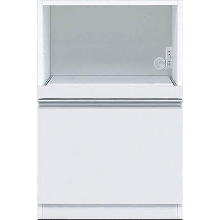 共和産業(Kyowa-sangyo) 食器棚 ホワイト 【幅60×高さ89.5cm】