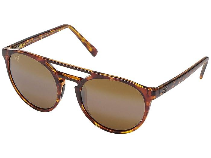 Ah Dang! (Tortoise/HCL Bronze) Athletic Performance Sport Sunglasses