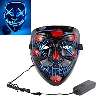 the purge mask led