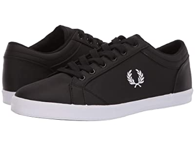 Fred Perry Baseline (Black) Men