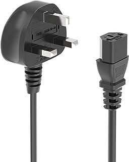 Ancable 3M 3-biegunowy kabel zasilający przewód czajnikowy