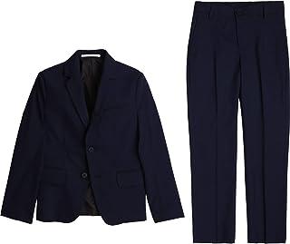 Conjunto chaqueta y pantalón BOSS NIÑO MARINO 10AÑOS