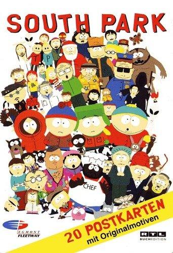 South Park, Postkartenbuch