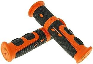 Pro Grip 964 ATV Grips - Thumb Throttle (Orange)