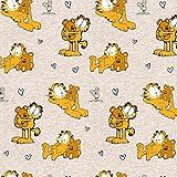 Garfield Katzen Beige Teddy Bär Orange Beige Sand Creme