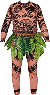 Best boys maui costume Reviews