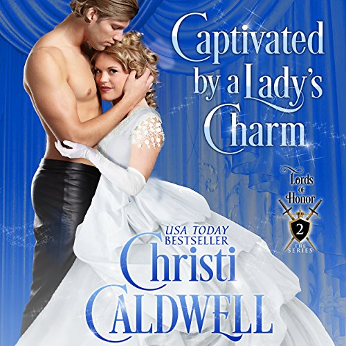 Captivated by a Lady's Charm audiobook cover art