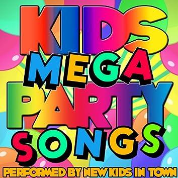 Kids Mega Party Songs