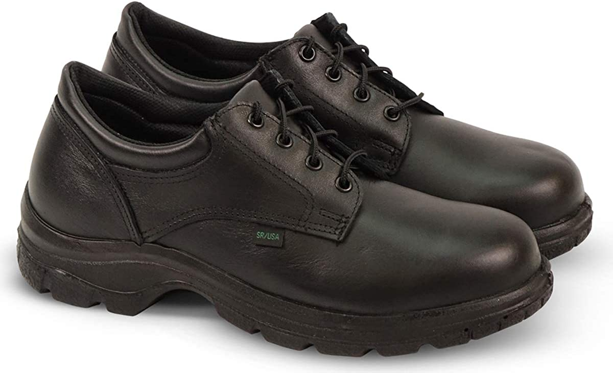 Atlanta Mall Thorogood Men's Soft Streets Oxford NEW before selling ☆ Toe Series Plain