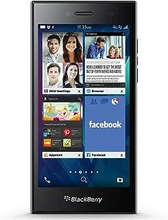 BlackBerry Leap 16GB Factory Unlocked GSM 4G LTE Smartphone - Shadow Grey (Renewed)