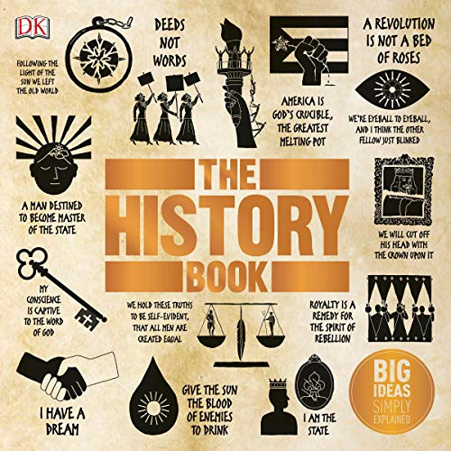 The History Book cover art