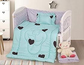 5-Piece Baby Collection Crib Bedding Set-Lucas-010