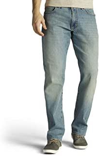 Men's Big & Tall Modern Series Extreme Motion Straight Fit Jean