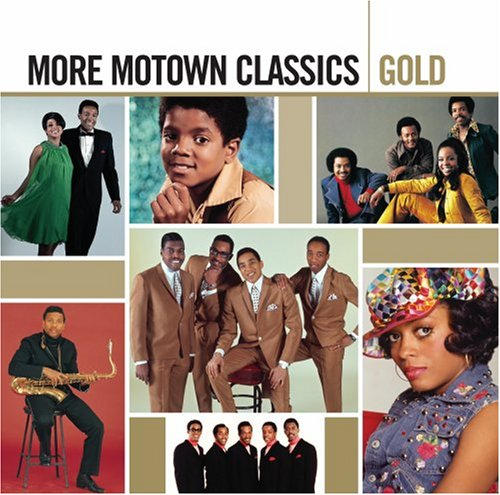 Price comparison product image More Motown Classics Gold [2 CD]
